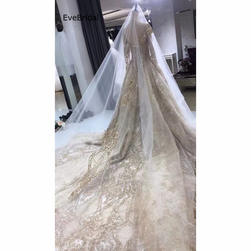 Купить с кэшбэком 3 Meters White and Gold Lace Cathedral Length Applique Edge Wedding Bridal Veil with Comb