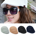 Beret Hat For Men/Women Casual Boina Feminina/Masculina Spring Summer Fashion Breathable Mesh Flat Cap Boinas Para Hombres V040