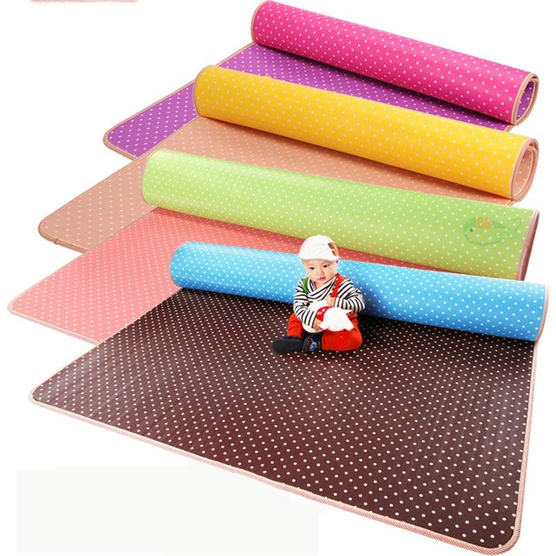 Aliexpress Com Buy Hot Solid Baby Foam Play Mat
