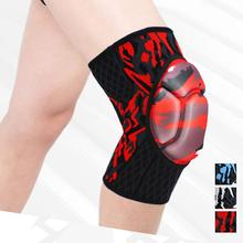 1 Pair Professional Knee Pads Sports Protective Protector Volleyball Brace Joint Support Sleeve Kneeling Crossfit