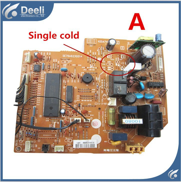 95% new good working for air conditioning Computer board DE00N100B SE76A623G01A control board 95% new good working for air conditioning board 17g01473xa rev 0 computer board p19929 17b18425a b control board