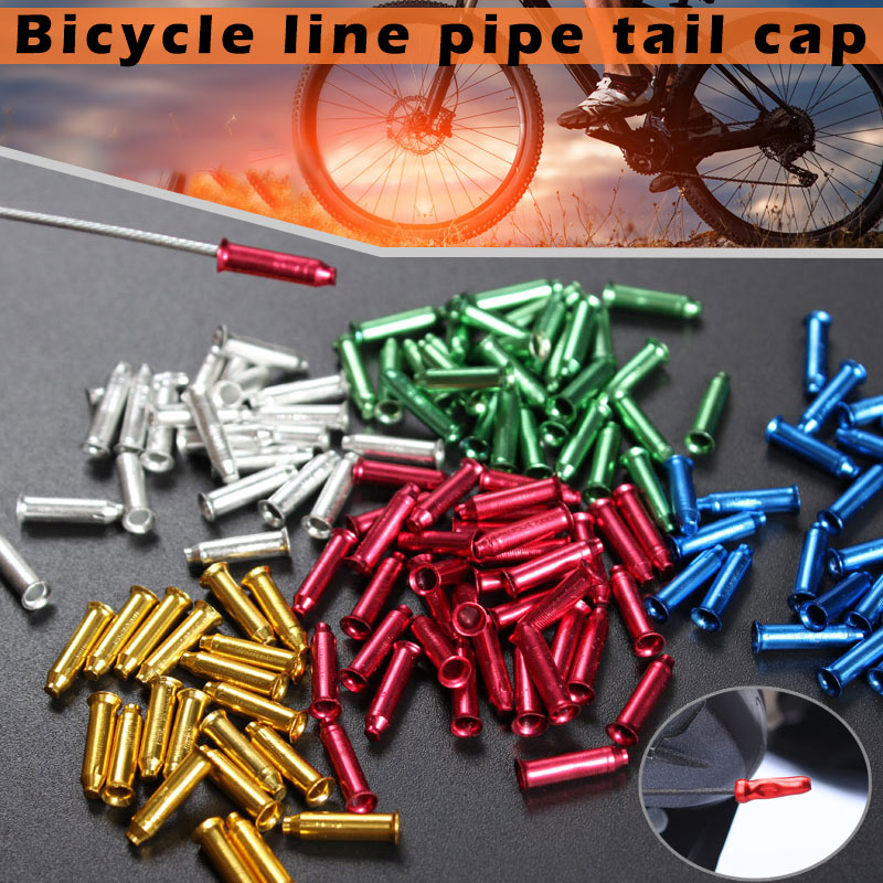 Hot 72pcs pack Bike Wheel Spoke Nipples Aluminium Alloy Spokes for Bicycle Wheel MCK99 in Bicycle Spoke from Sports Entertainment