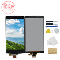 Single SIM 5.5 Display for LG G4 LCD H815 Display Touch Screen with Frame for LG G4 LCD Replacment H810 H811 H815 free shipping