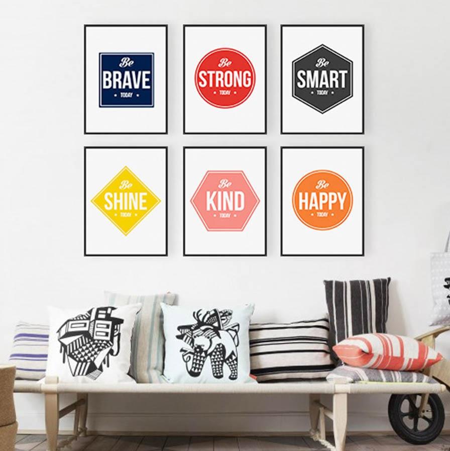Minimalist Typography Inspirational