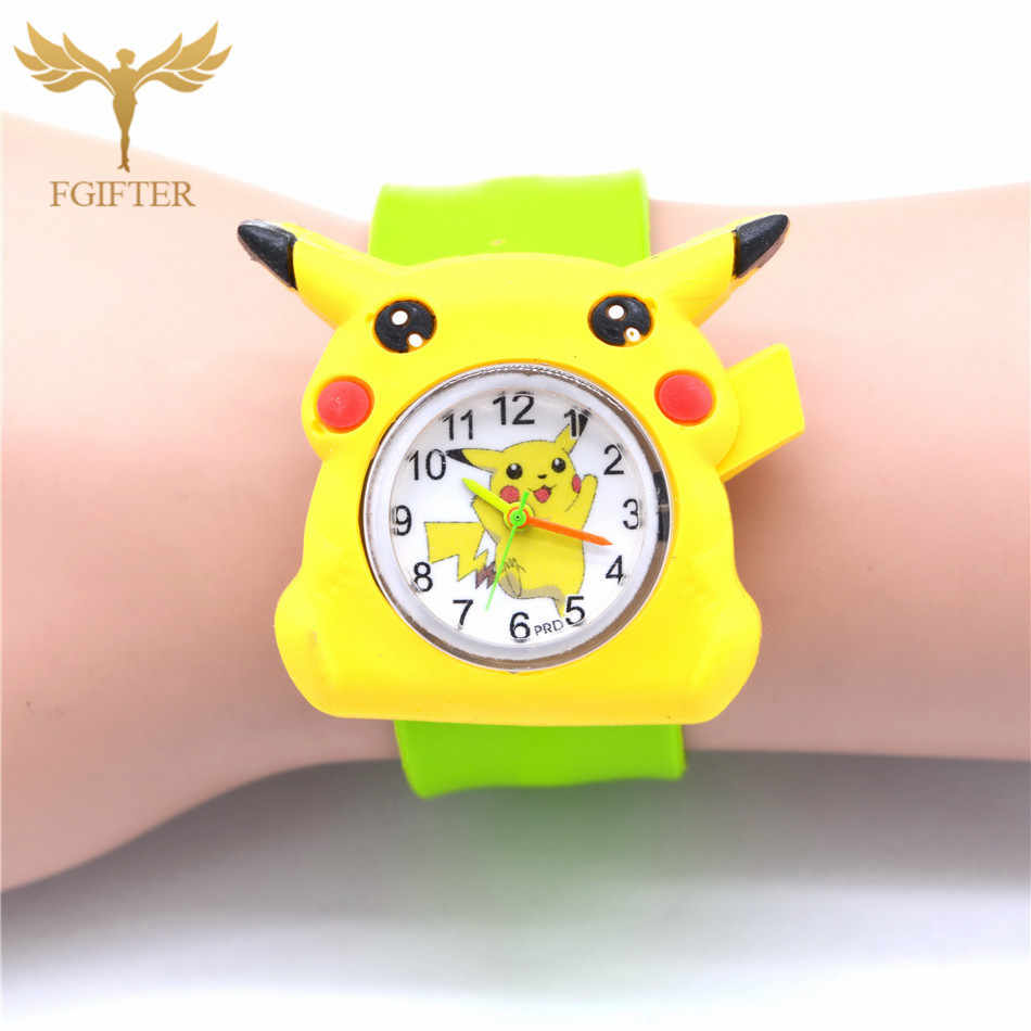 2019 Cute Animal Kids Watches for Baby Boys Girls Child Wrist Watch Colorful Rubber Belt Plastic Quartz Clocks Children Gifts