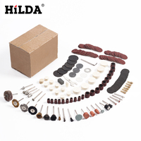 HILDA Dremel Rotary Tool Accessory 264 Pcs Set Fits For Dremel Drill Grinding Polishing Dremel Accessories