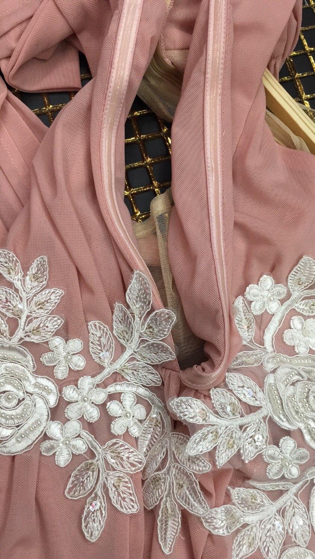Offre En Partie Corps Mode Celebrity Con 2018 Empire Dos Rose Spéciale Halter Gros Robes Nu Club Broderie Fente Robe Sexy Vacances dfanUqWwa