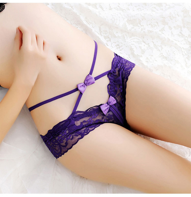 <font><b>Women's</b></font> <font><b>Sexy</b></font> Lingerie hot <font><b>erotic</b></font> open crotch <font><b>Panties</b></font> Porn Lace transparent <font><b>crotchless</b></font> <font><b>underwear</b></font> underpants sex wear g-string image