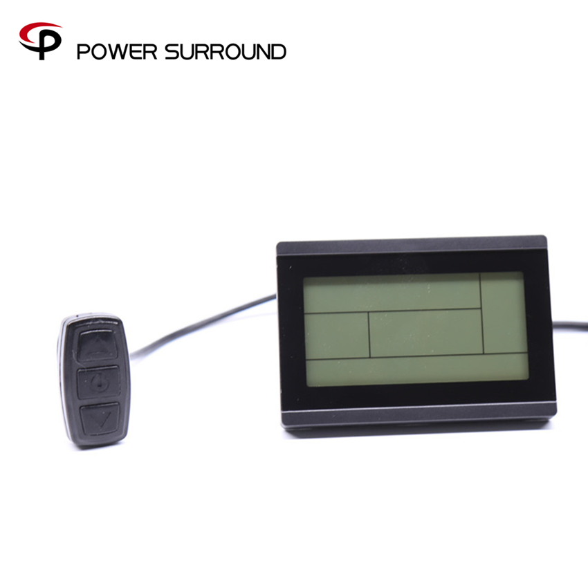 2019 New Arrival Electric Bicycle Accessories K lcd3 Display Electrice Bike Lcd Ebike Sets