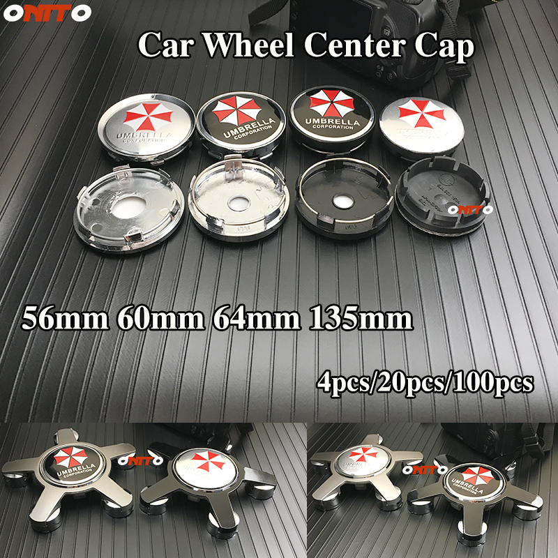 4X Mitsubishi 60mm SILVER Car Refitting Wheel Center Hub Caps Cover Logo