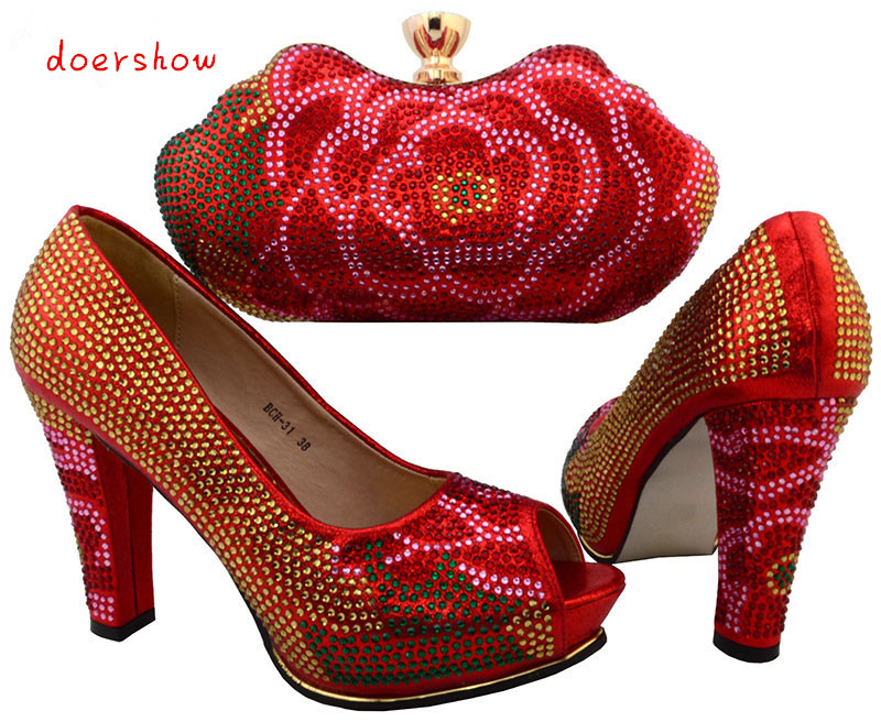 doershow 2017 High Quality Nigeria PARTY Wedding Shoes,Italian Shoes And Bags Set To Match Free Shipping BCH1-3 innocent enwelu and eddy igbokwe traditional watershed management system in southeast nigeria
