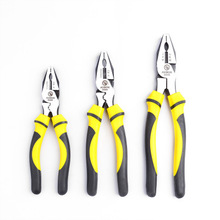 Wire Cutters 8 Inch 7 Inch 6 Inch Wire Cutters Multi-function Labor-saving Vise Manual Pliers Chrome Vanadium Steel Wire Cutters