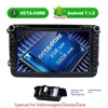 2 Din Android 7 1 Car DVD Player For VW Golf 5 6 Passat B6 CC