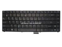 Laptop Keyboard For Pegatron H53B Black United States US 9Z.N0Z82.601 0KN0 WC1US13