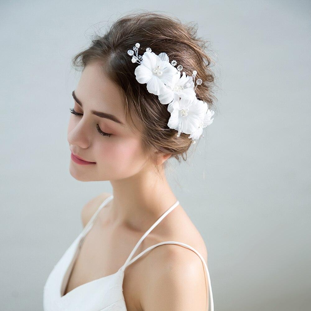 trendy wedding bridal barrettes