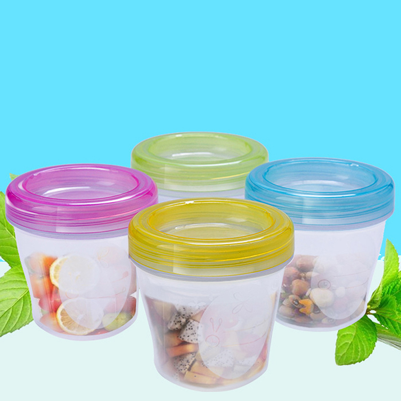 150ml Cute Baby Straw Cup Infant Newborn Bottle Children Learn Feeding Snack Storage Cups Portable Snack Cup Small Food Cup