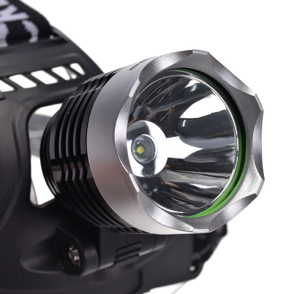 LED Headlamp 2000lm T6 LED Head lamp Light Flashlight Hunting Light Headlight 3 Mode 18650 Flashlight torch