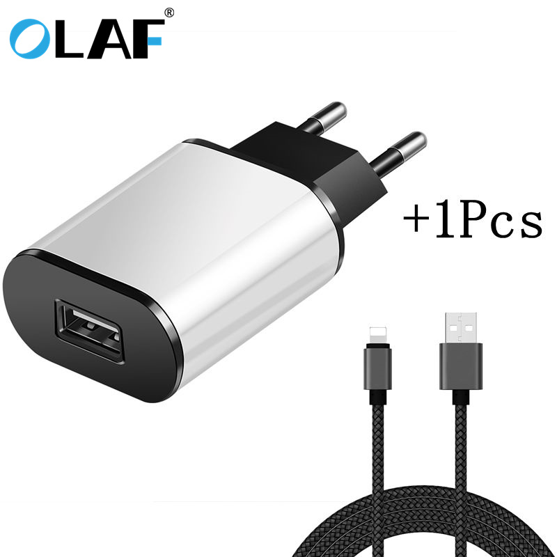 OLAF Mobile Phone Charging Cable For iPhone Samsung Huawei Xiaomi iPad