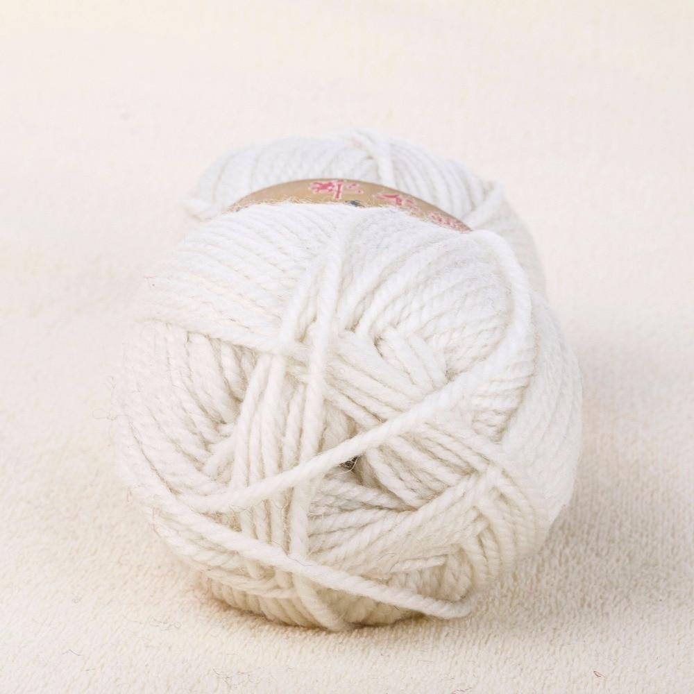 1x100g Soft Skein lana de oveja bufanda tejer, estambre, hilo para ...