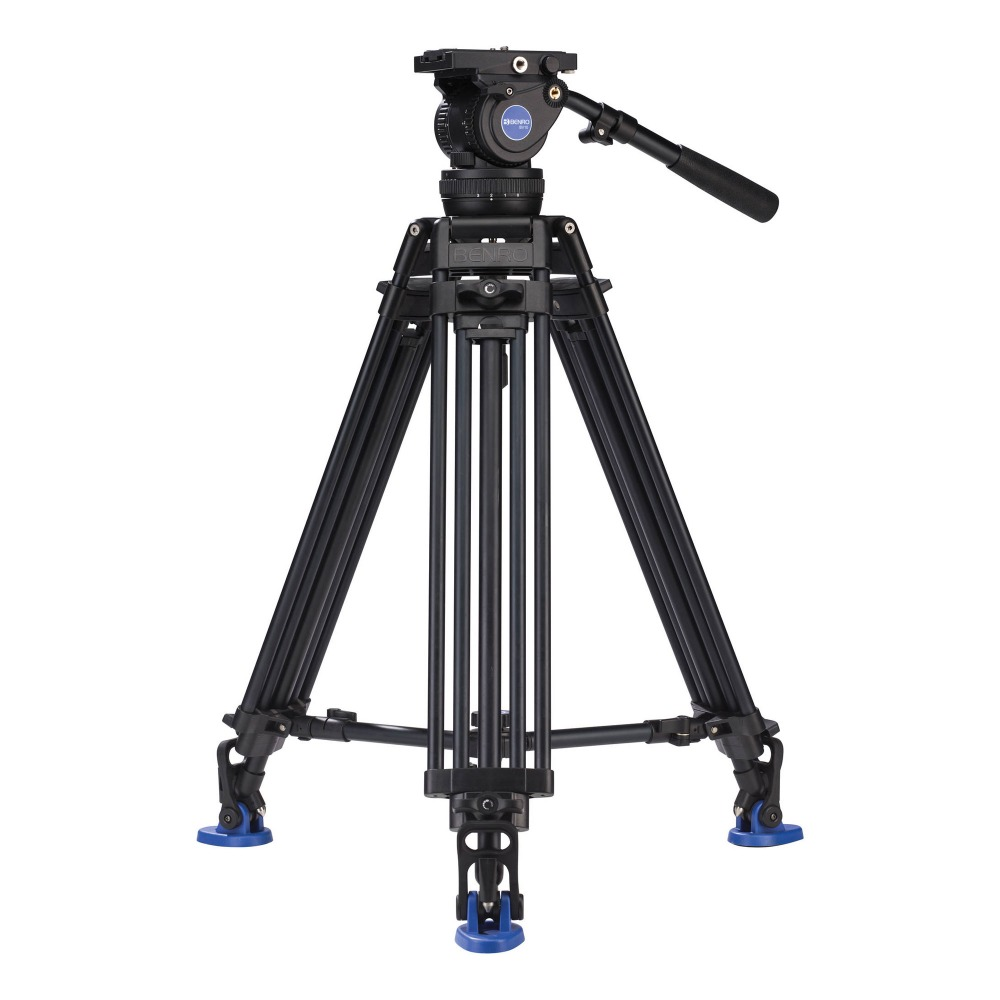 New Film Tripod Video Camera Stabilizer benro bv10 Professional Support For Television Camcorder Aluminum High Quality new sys700 aluminum professional tripod