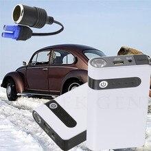 2018 мини аварийного пусковое устройство автомобиль скачок стартер 12 В Портативный Мощность Bank автомобилей Зарядное устройство для автомобиля Батарея Booster Buster легче