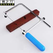 Multifunction Hand DIY Hobby Woodworking Tools Frame Sawbow Adjustable U-shape Saw Hacksaw
