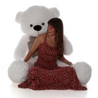 Niuniu Daddy Big Plush Toy, Giant Teddy Bear Skin, Plush Animal Skin, Large Plush Bear Skin, 200cm