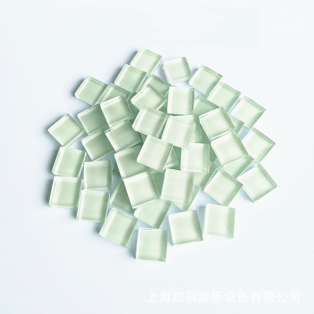 Mini Glass Mosaic Tiles