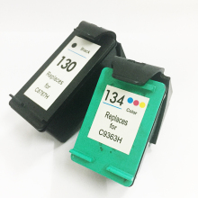 Cartridge For HP 130 134 Ink Cartridges Deskjet 6543 5743 6623 6843 6523 5943 6943 6983 7313 7413 2713 8153 Printer