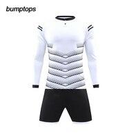 Men Soccer Jerseys Tracksuit Uniform DIY Custom Adult Sporting Jersey Survetement Football Jerseys Maillot De Foot