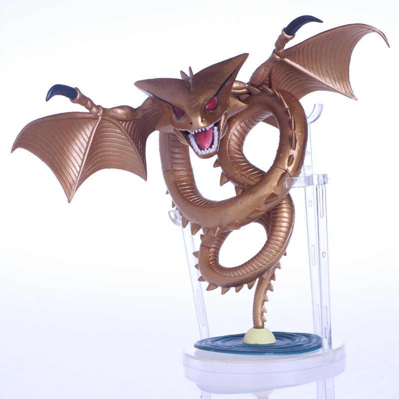 Jogos de Anime Dragon Ball Z Goku Coleção Do Museu Shenron Son Goku Action Figure Toy modelo