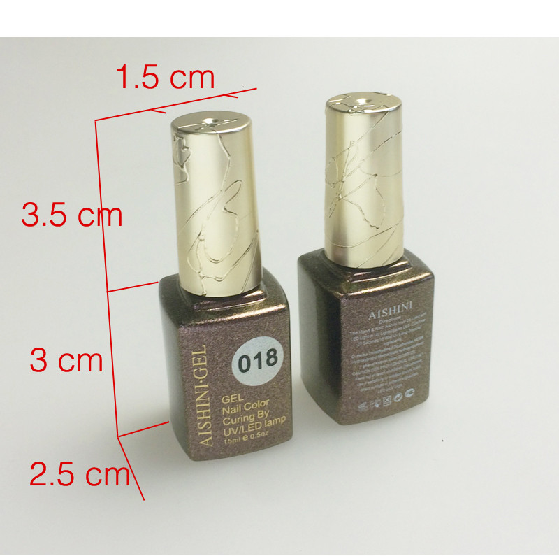 shining french polish acrylic extension chameleon hot nail gel ...