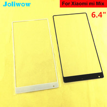 For Xiaomi mi Mix Touch Screen Front Glass Touchpad Replacement Outer Panel Lens Cover Repair Part стоимость