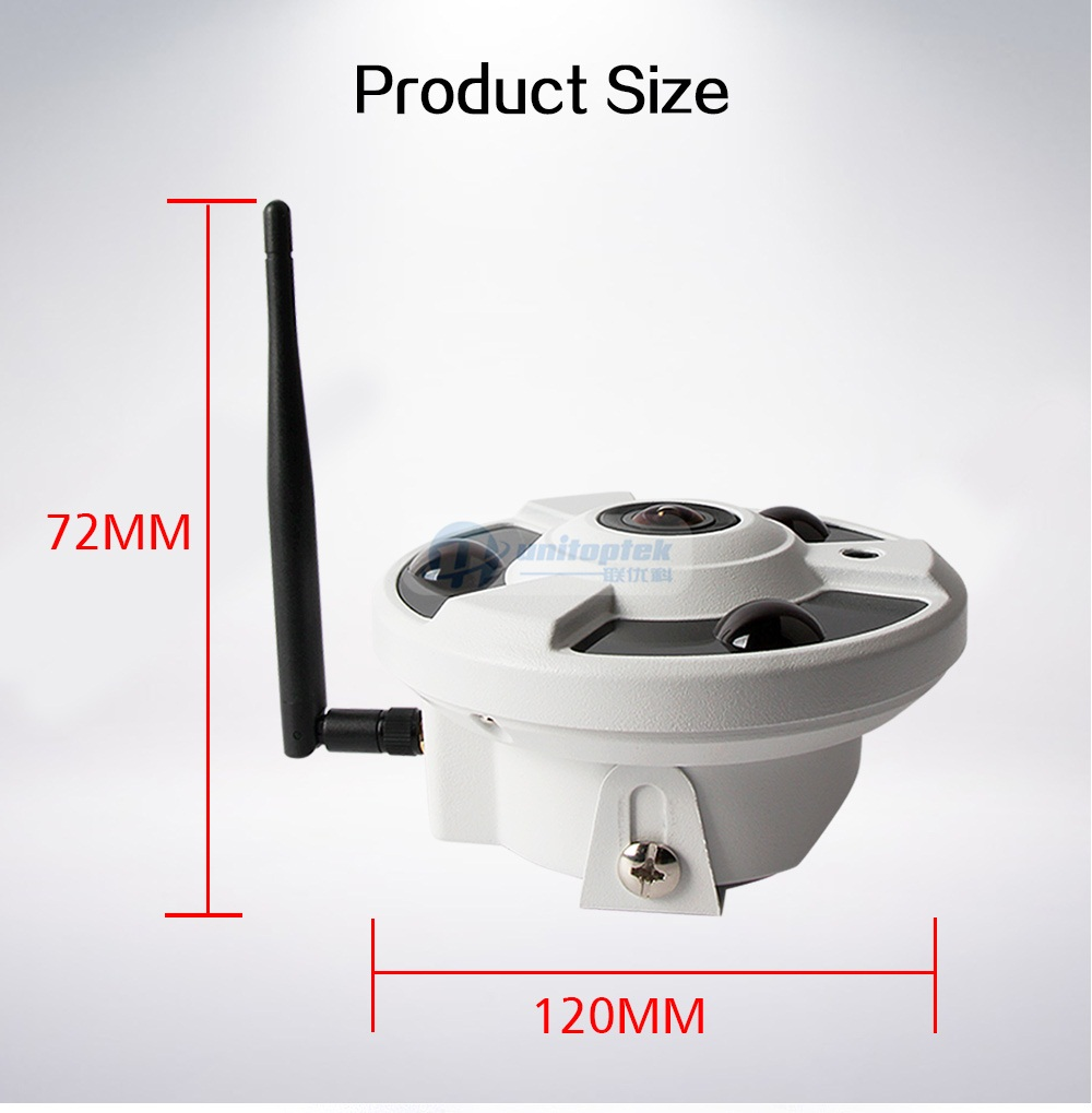 12 Security Wireless Camera