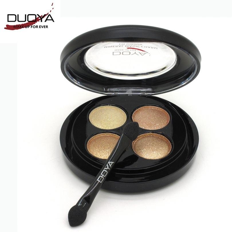 Aliexpress.com : Buy DUOYA Brand New Makeup Set 4 Color ...