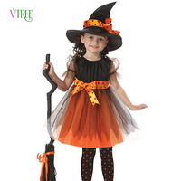 Kids Boy Girl Children Christmas Halloween Cosplay Clothes Witch Girl Pirate Costumes Girls Party Cosplay Costume