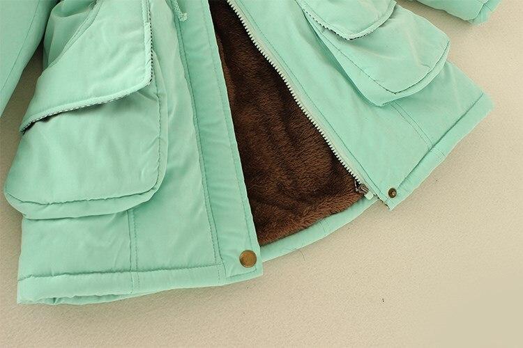 Velvet Thick Jacket
