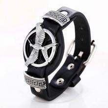 Attack on Titan Naruto Leather Bracelets