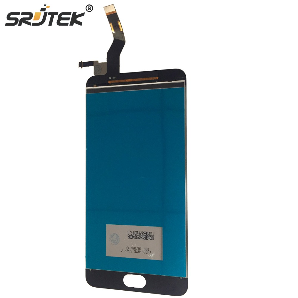 "srjtek For Meizu L681H LCD Display+Digitizer Touch Screen Replacement Accessories 5.5"" for Meizu m3 note L681H lcd+free tools"