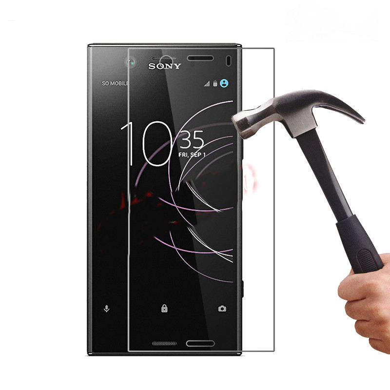 For <font><b>Sony</b></font> <font><b>Xperia</b></font> L1 <font><b>Glass</b></font> For <font><b>Sony</b></font> XZ1 Compact Tempered For <font><b>Sony</b></font> <font><b>Xperia</b></font> <font><b>L2</b></font> Screen Protector For <font><b>Xperia</b></font> R1 XA1 Plus <font><b>Glass</b></font> Film image