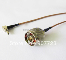 N Male To CRC9 Male RG316 RF Coaxial Cable For HUAWEI 3G 4G USB Modem 150CM 5FT