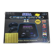 Supprot PAL System Sega MD2 Video Game Console 16 bit Classic Handheld game player MD 20sega megadrive 2 TV game consoles(China)