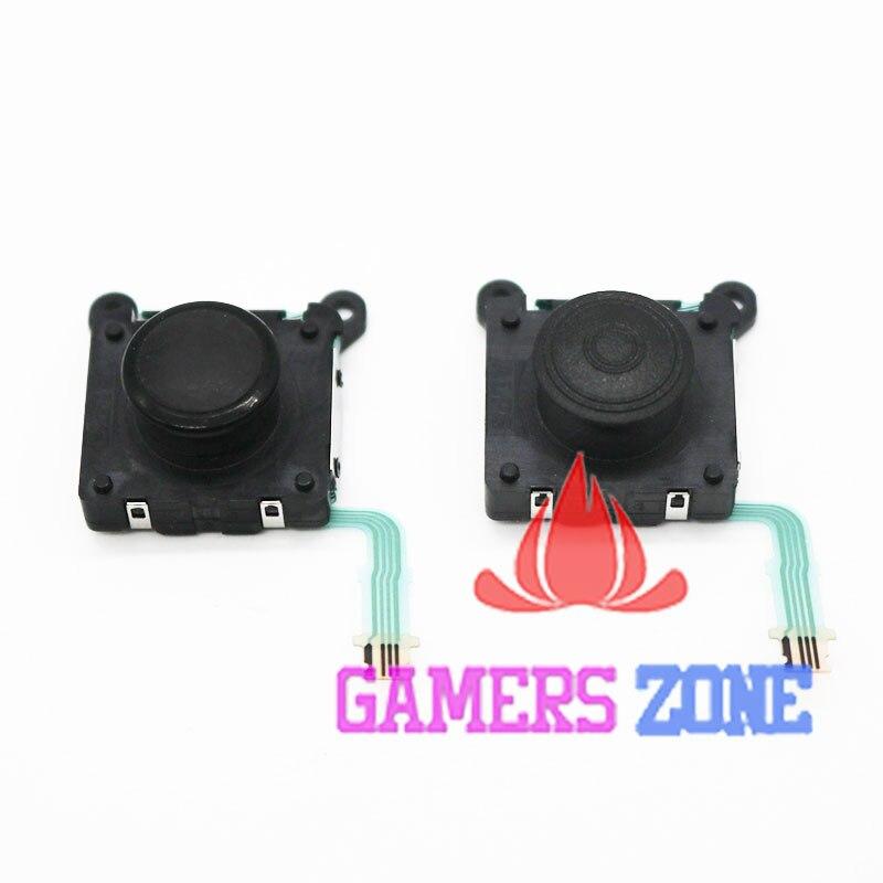 OEM Black Left Right Analog Joystick Control Pad Stick for Sony PS Vita PSV 2000