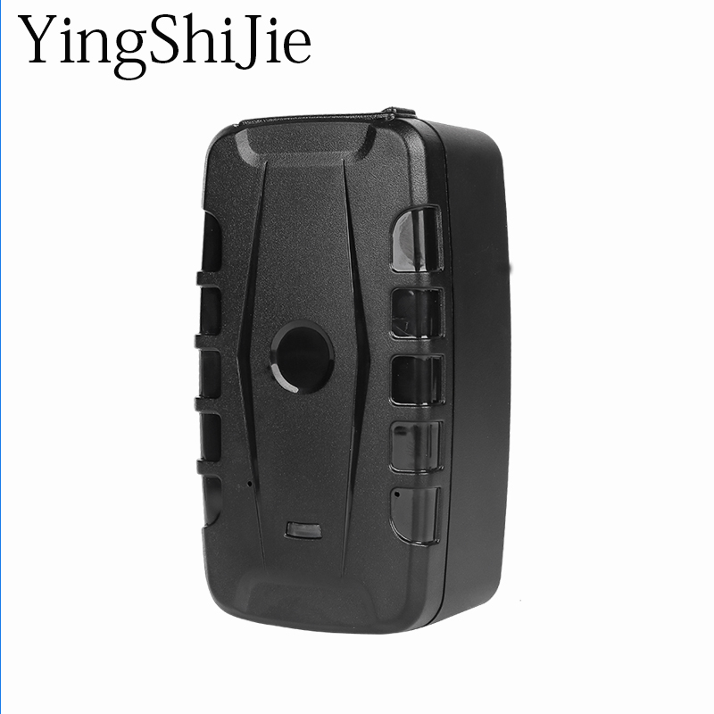 YingShiJie 2G Larger Capacity 20000mAH Battery GPS Tracker Car Strong Magnet Remote Monitoring Rastreador Veicular larger capacity 20000mah battery gps tracker for car vehicle container strong magnet car gps tracker automobile lk209c
