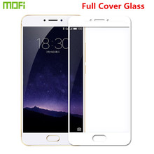 Meizu MX6 Glass Tempered Unique MOFi Full Cowl Protecting Movie Display screen Protector for Meizu MX6 Tempered Glass Movie