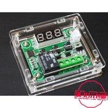 W1209 DC12V cool temp thermostat temperature control switch temperature controller Acrylic Box