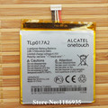Mobile Phone Battery 3.8V 1700mAh TLp017A1 TLp017A2 For ALCATEL ONETOUCH TLp017A1 TLp017A2 Batteria