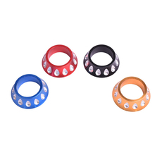 "28.6mm Straight Fork / 1.5"" Tapered Fork Colored Bicycle Spacers"