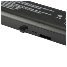 8 Cell Laptop Battery for HP EliteBook 8530p 8530w 8540p 8540w 8730p 8730w Black