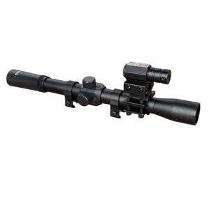 4x20 Rifle Optics Scope Tactic